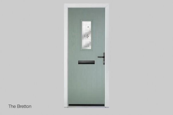 Dales Bretton composite door