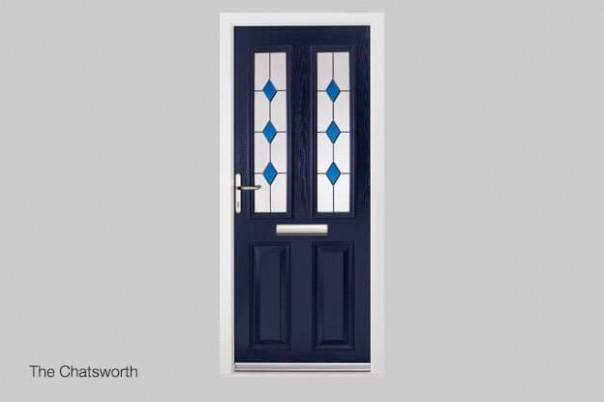 Dales Chatsworth composite door