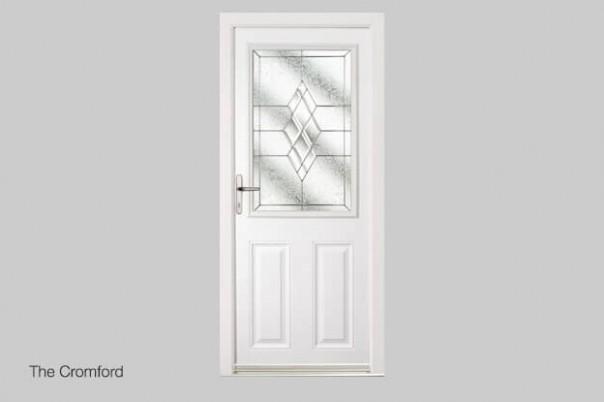 Dales Cromford composite door