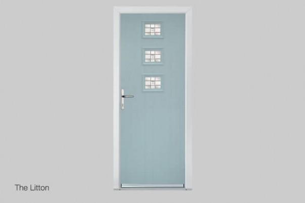 Dales Litton composite door
