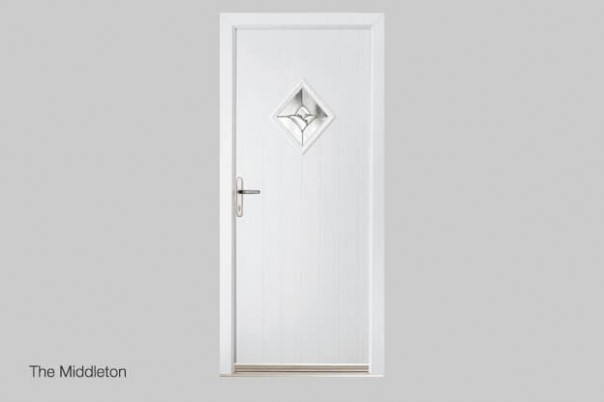 Dales Middleton composite door