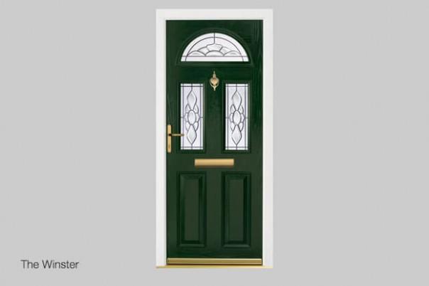 Dales Winster composite door