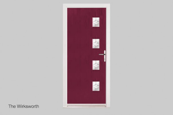 Dales Wirksworth composite door
