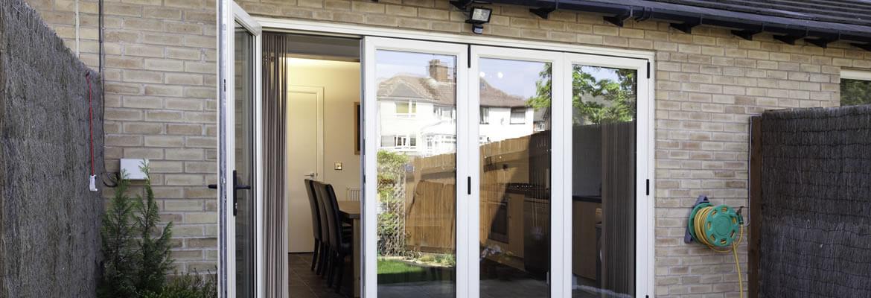 Bi Folding Door Installation Harwich Clacton Colchester