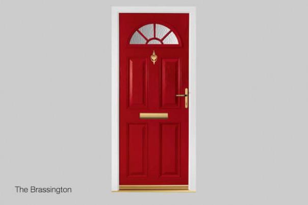 Dales Brassington composite door