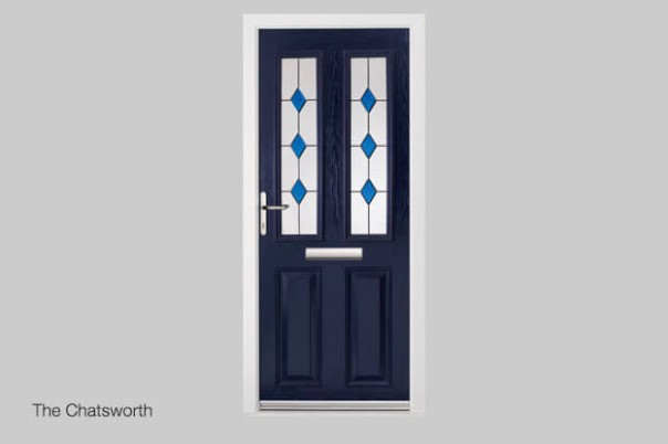 Dales Chatsworth composite door