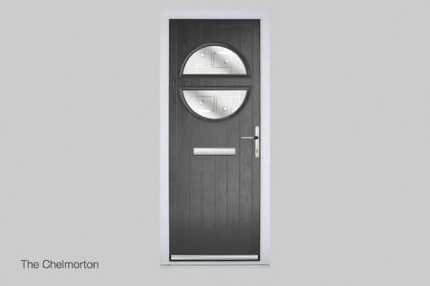 Dales Chelmorton composite door