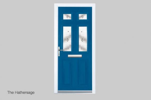 Dales Hathersage composite door