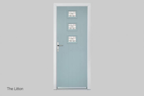 Dales Litton composite door