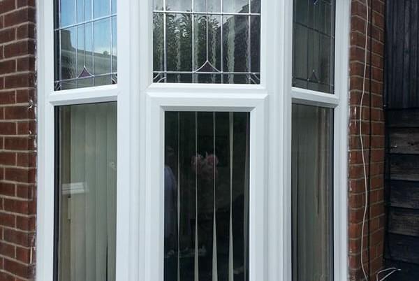 New energy efficient bay window