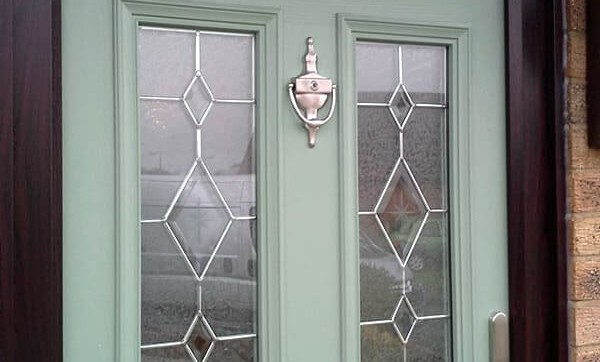 Composite door upgrade - Cleaver Windows & Doors