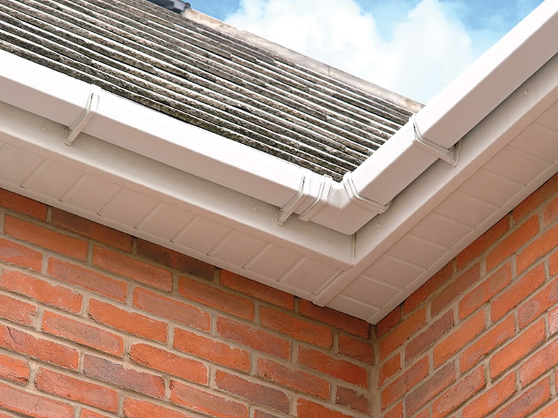 New Fascias Soffits Amp Guttering Installation Clacton