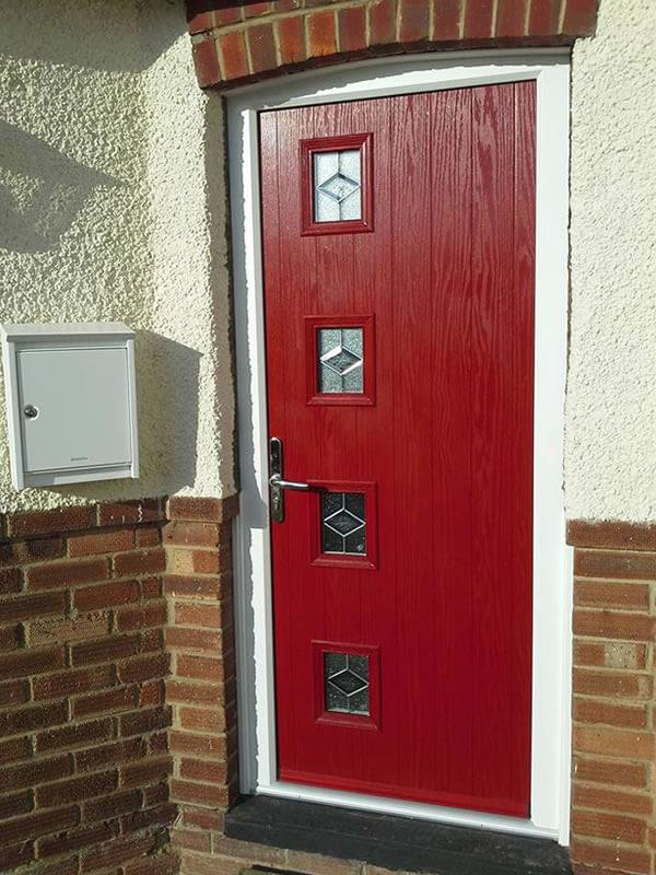 Upvc Front Door Upgrade Cleaver Windows Amp Doors