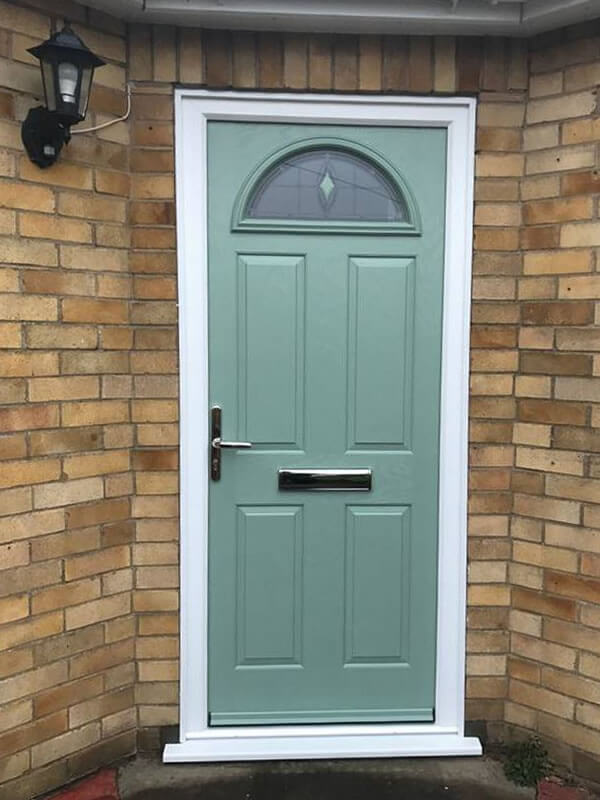 pretty nice f5435 4a4c9 Front and rear doors changed in the same day to Chartwell ...