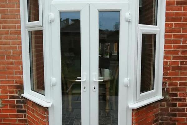 French Door Amp Bay Window Replacement Cleaver Windows Amp Doors